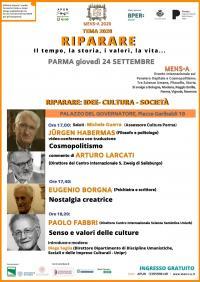 Locandina MENS-A Parma